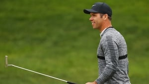 Golfer Paul Casey is a UNICEF ambassadorr