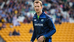 John Sugrue is enjoying a good first season with Laois