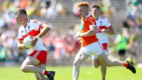 Derry Power Past Armagh To Claim U20 Ulster Title