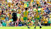 Donegal claimed their ninth ever Ulster title with a win over Fermanagh in Clones