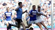 Dublin won their eighth Leinster title in a row in Croke Park this afternoon