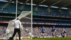 Ciaran Kilkenny scored Dublin's only goal with the opening score of the game