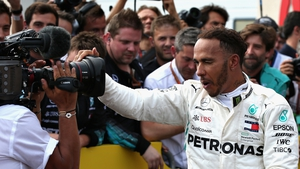 Hamilton ruled from start to finish on Formula One's first return to France in a decade.