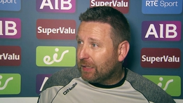 """O'Neill: """"We were charmed in the first half"""" 