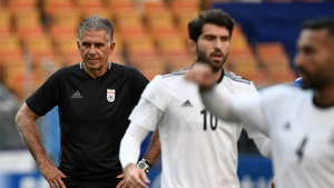Carlos Queiroz didn't hold back ahead of Iran's clash with Portugal