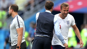 Harry Kane became just the third Englishman to score a hat-trick at the World Cup in the 6-1 victory over Panama