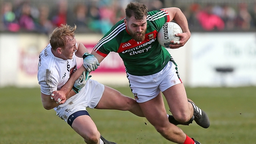 Mayo will play Kildare in the third round of the qualifiers