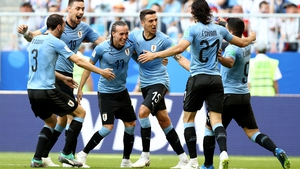 Uruguay finish top of Group A