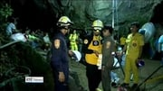 Six One News (Web): Children's football team trapped in flooded cave in Thailand