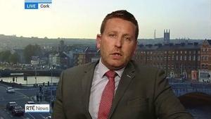 Cian O'Neill spoke to RTÉ