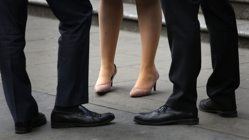 Ireland comes in 7th place with a gender pay gap of 79.9%, a new WEF report shows