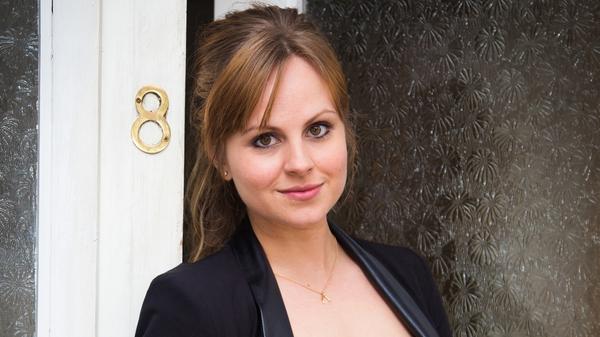 """Tina O'Brien says her character Sarah """"has a big decision to make"""""""