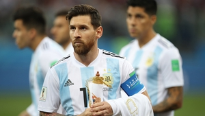 Argentina need a win and nothing less against Nigeria in Group D