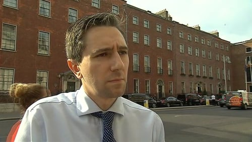 Simon Harris also plans to introduce legislation to deal with a loophole in the Children and Family Relationships Act