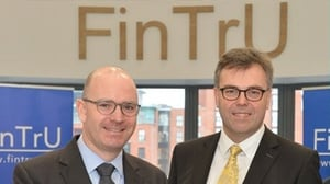 FinTrU announced the jobs this morning (Pic @InvestNI)