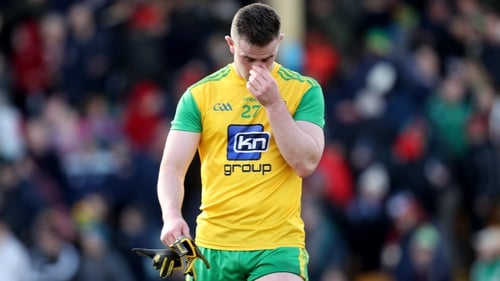 Paddy McBrearty has been one of the outstanding players in the Championship so far