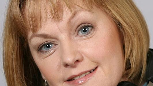 Frances Nic Géadaigh, RTÉ Raidió na Gaeltachta ex Doirí Beaga.