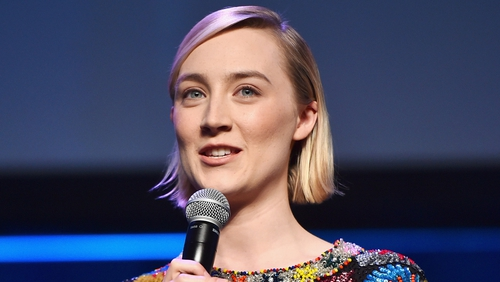 Saoirse Ronan: in talks for Greta Gerwig's Little Women adaptation