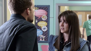 Sophie Webster is in turmoil as her brother Jack fights for his life on Coronation Street