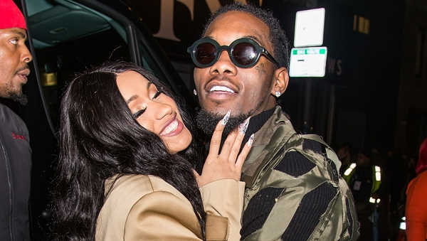 Rappers Cardi B and Offset secretly wed last September