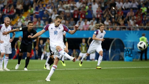 Iceland leave Russia beaten but unbowed