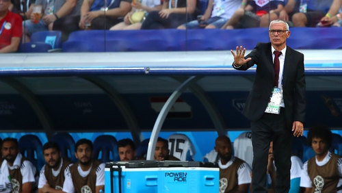 Hector Cuper could not inspire Egypt to any points