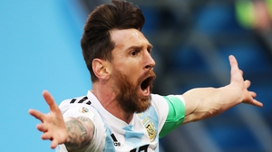 """Lionel Messi: """"We have suffered a lot because it was a difficult situation."""""""