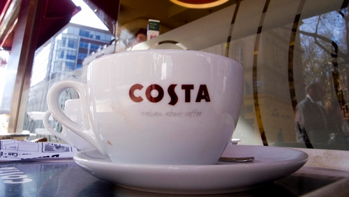 The current owner, Whitbread, announced a plan to spin off Costa earlier this year