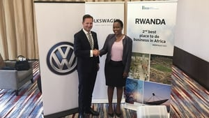 Volkswagen said in January that it initially plans to build up to 5,000 cars per year at its new Rwanda plant (Pic credit Volkswagen)