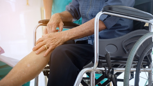 """Rather than treating pain as a stand-alone symptom, there may be better value and outcomes if an older person's overall health is more comprehensively considered"" Photo: iStock"