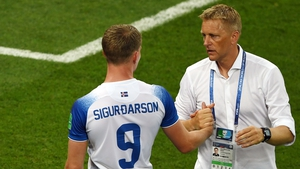 Heimir Hallgrimsson won't be short on offers