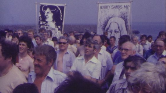 Bobby Sands Commemoration Rally