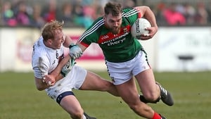 Kildare hosted Mayo in Newbridge during the League