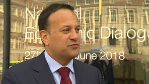 Taoiseach Leo Varadkar said he believed in the equality of all things, including allowing women to become priests