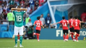 """Didi Hamann says German glimpses of their quality were """"few and far between"""" at Russia 2018"""