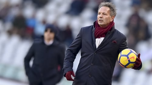 Sinisa Mihajlovic sacked after just nine days — Sporting Lisbon