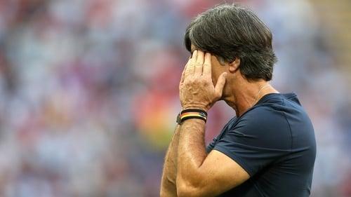 Feeling Loew, the German boss will take stock