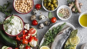 """""""It is now well established that healthy dietary patterns, such as the Mediterranean diet, are associated with reduced risk of various chronic diseases by reducing inflammation towards homeostasis"""" Photo: iStock"""