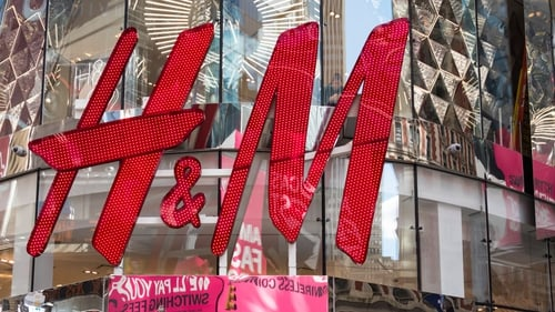 H&M is the world's second-biggest fashion retailer