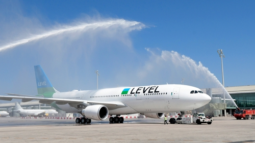 Level airline expands its services to Vienna and other European destinations.
