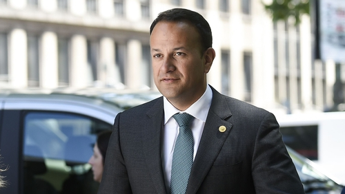 Leo Varadkar is in Brussels for the crunch summit