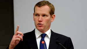 The City of London's special representative to the European Union, Jeremy Browne, is stepping down in August