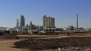 Lafarge facing charges that it paid terrorist groups to keep a plant open in Syria