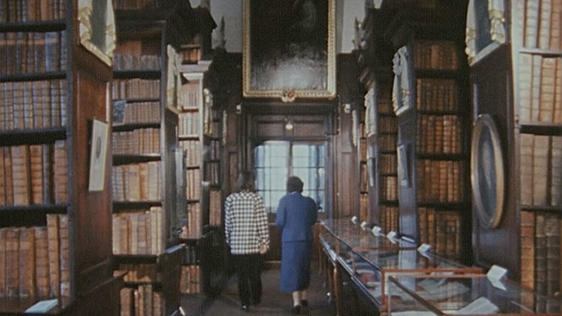 Marsh's Library, Dublin (1988)