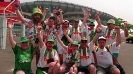 Ireland's Football Souvenirs | National Treasures