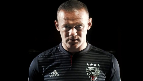 Wayne Rooney has joined the MLS Picture: @dcunited