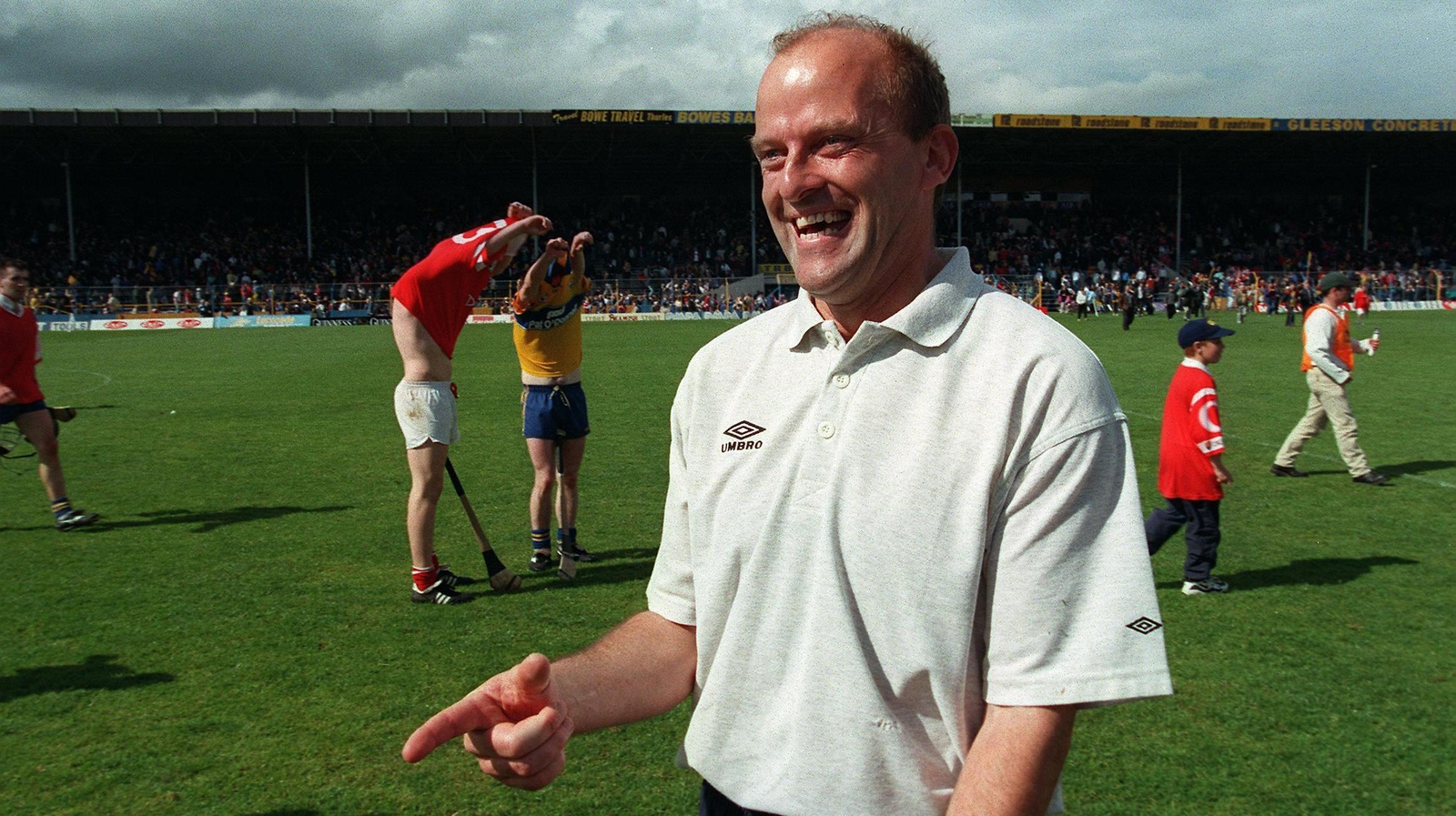Image - Ger Loughnane guided Clare to two All-Ireland hurling titles in the 1990s
