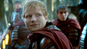 Ed Sheeran says he should have been killed off on Game of Thrones
