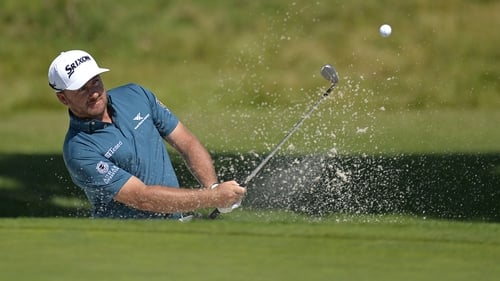 Dredge finds form to take first-round lead in Paris