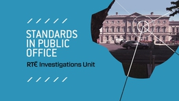 RTÉ Investigates: Standards in Public Office